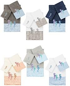 100% Turkish Cotton Sofia Embellished Towels