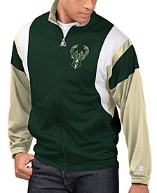 Men's Milwaukee Bucks The Contender Track Jacket