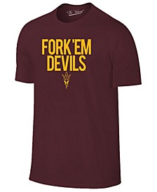 Men's Arizona State Sun Devils Slogan T-Shirt