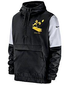 Men's Pittsburgh Steelers Historic Anorak Jacket