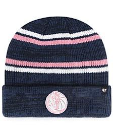 Dallas Mavericks Marled Stripe Cuff Knit Hat