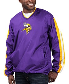 Men's Minnesota Vikings Kickoff Pullover Jacket