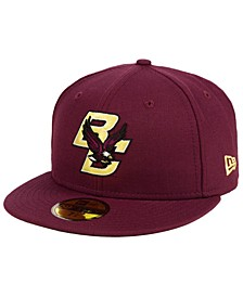 Boston College Eagles AC 59FIFTY Fitted Cap