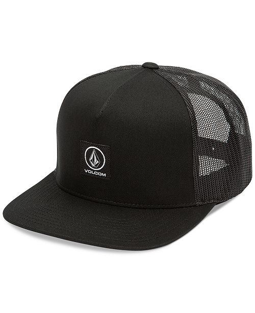 Volcom Men's Box Stone Cheese Baseball Hat