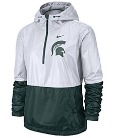 Women's Michigan State Spartans Half-Zip Jacket