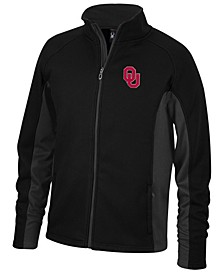 Spyder Men's Oklahoma Sooners Constant Full-Zip Sweater Jacket