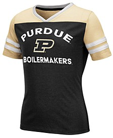 Big Girls Purdue Boilermakers Faboo T-Shirt