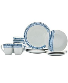 Tabletop Unlimited Aaron 16pc Dinnerware Set