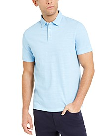 Men's Space Dyed Polo Shirt