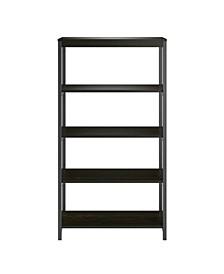 Kayden 5 Shelf Bookcase