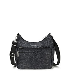 Anti-Theft Free Time Crossbody Bag