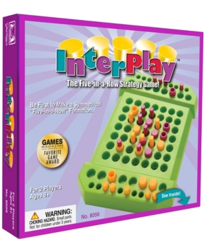 Be Good Company Interplay - the Five-in-a-Row Strategy Game