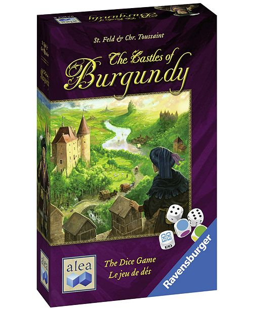 Ravensburger the Castles of Burgundy - the Dice Game