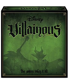 Disney Villainous Strategy Board Game