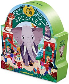 Day at the Zoo Puzzle - 48 Piece