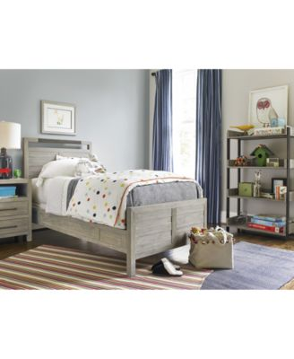 Scrimmage Twin Panel Bed