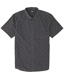 Men's All Day Geo Jacquard Shirt