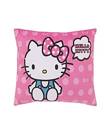 Hello Kitty Fleece Toddler Pillow