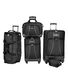 Seville 5-Pc. Softside Luggage Set