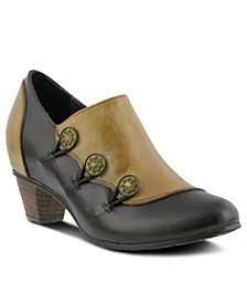 Women's Greentea Vintage - Like Inspired Shooties