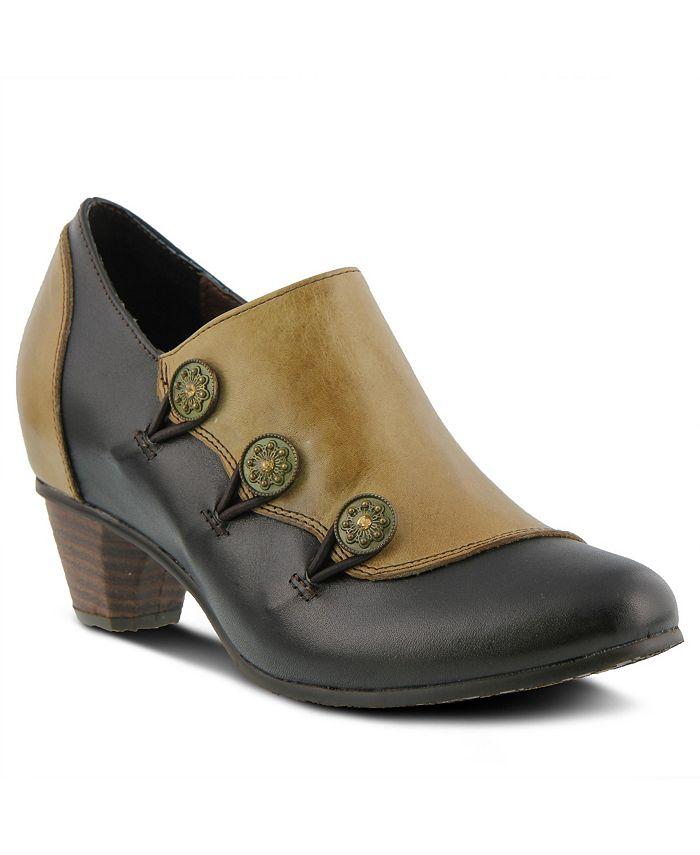 L'Artiste - Greentea Slip-On Shoes