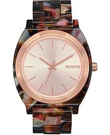 Women's Time Teller Tortoise Bracelet Watch 40mm