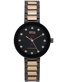 Ladies Genuine Diamond Collection Watch, 34mm