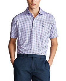 Men's Big & Tall Classic Fit Performance Polo Shirt
