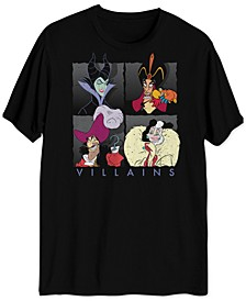 Disney Villains Men's Graphic T-Shirt