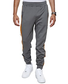 Men's Side Stripe Track Pants