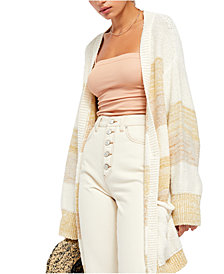 Free People Southport Beach Cardigan Sweater