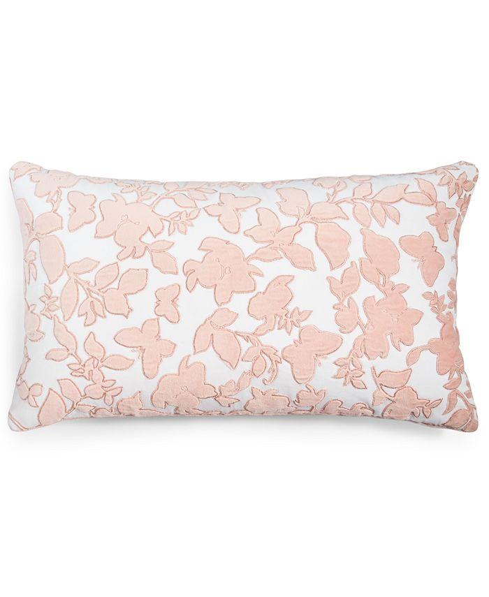 "Charter Club - Damask Designs Blossom 14"" x 24"" Decorative Pillow"