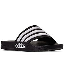 Men's Adilette Shower Slide Sandals from Finish Line