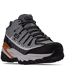 Men's After Burn Fit Max Pelraine Casual Sneakers from Finish Line