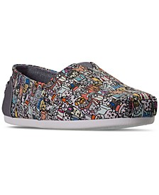 Women's BOBS for Dogs Plush Slip-On Casual Flats from Finish Line