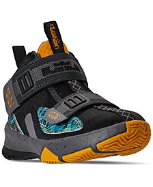 Little Boys LeBron Soldier 13 Basketball Sneakers from Finish Line