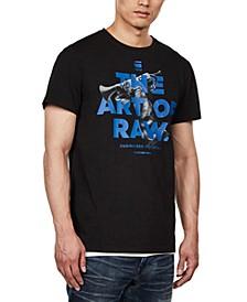 Men's Art Of Raw T-Shirt, Created For Macy's