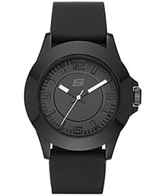 Women's Rosencrans Silicone Strap Watch 41.5mm