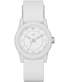 Women's Rosencrans Silicone Strap Watch 30mm