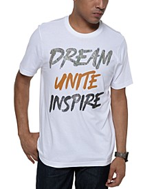 Men's Dream Unite Inspire T-Shirt