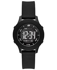 Women's Rosencrans Digital Silicone Strap Watch 37mm