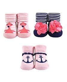 Baby Girl Socks Gift Set