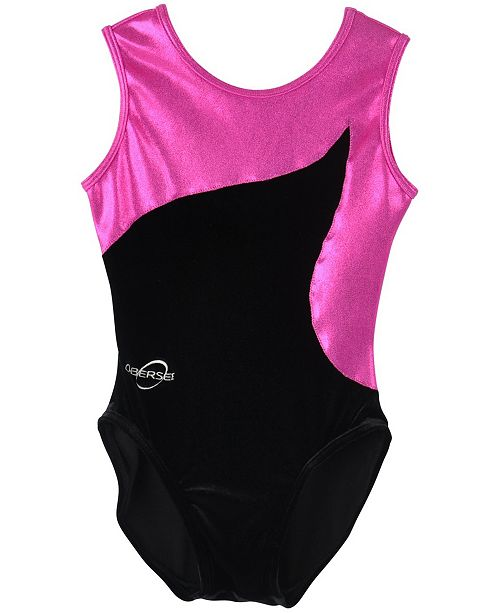 Obersee Toddler, Little and Big Girls Gymnastics Leotard