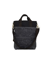 Waxed Canvas All Day Tote