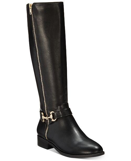 Thalia Sodi Vigi Riding Boots, Created For Macy's