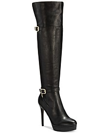 Carula Wide-Calf Over-The-Knee Boots, Created for Macys