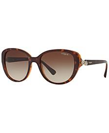 Eyewear Sunglasses, VO5092SB 53