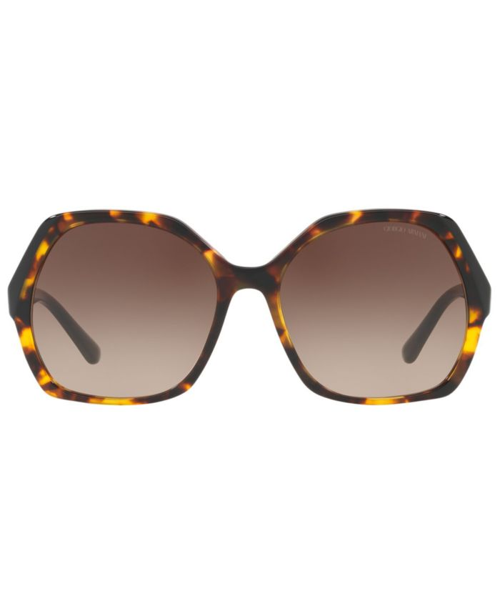 Giorgio Armani Women's Sunglasses, AR8099 & Reviews - Sunglasses by Sunglass Hut - Handbags & Accessories - Macy's