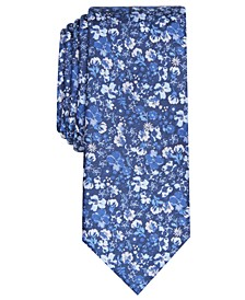 Men's Alpine Skinny Floral Tie, Created for Macy's