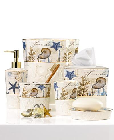 Avanti Antigua Bath Accessories Collection